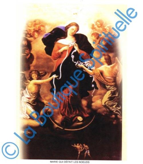Sainte Marie qui défait les Noeuds 1