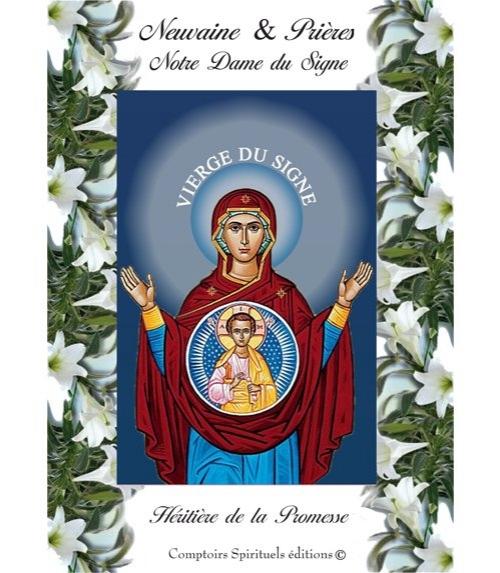 Neuvaine Notre Dame du Signe