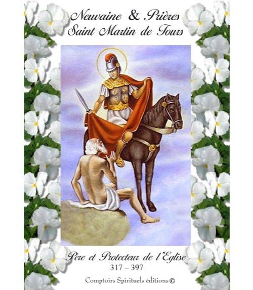 Neuvaine Saint Martin de Tours (317 - 397)
