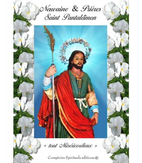 Neuvaine Saint Pantaleimon