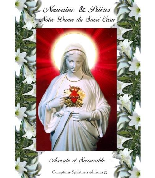 Neuvaine notre dame du sacré-coeur