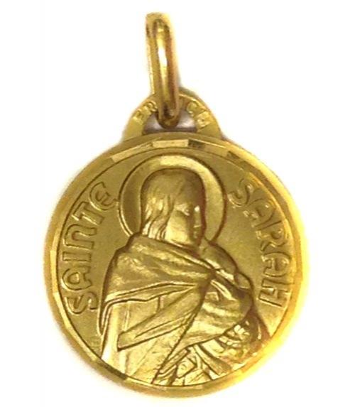 Médaille Sainte Sarah