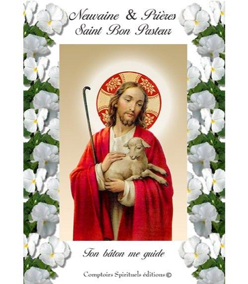 Neuvaine Saint Bon Pasteur