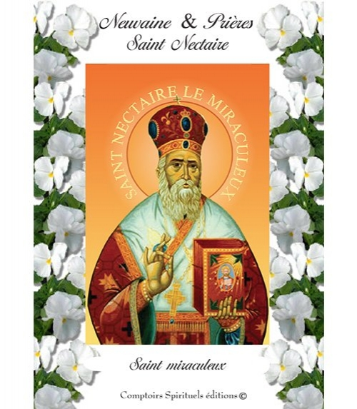 Neuvaine Saint Nectaire
