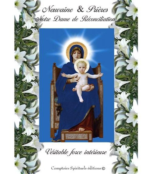 Neuvaine Notre Dame de Réconciliation