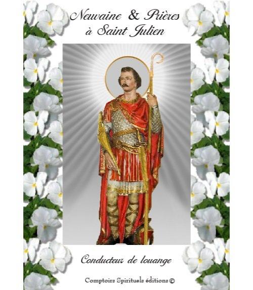 Neuvaine Saint Julien