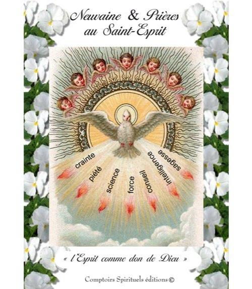 Neuvaine au Saint-Esprit