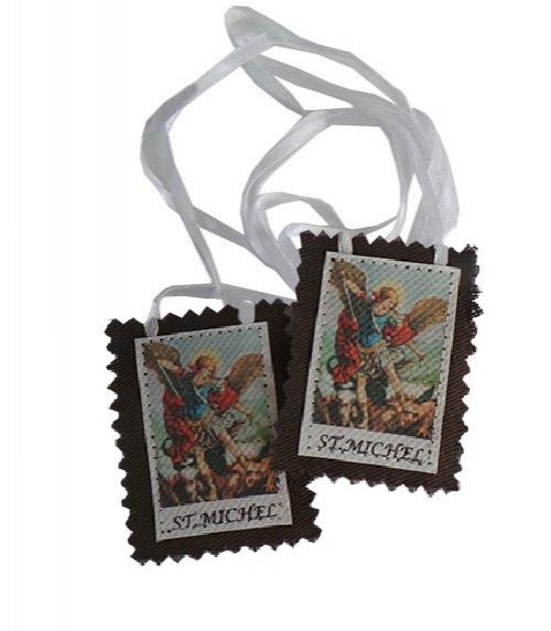scapulaire Saint Michel