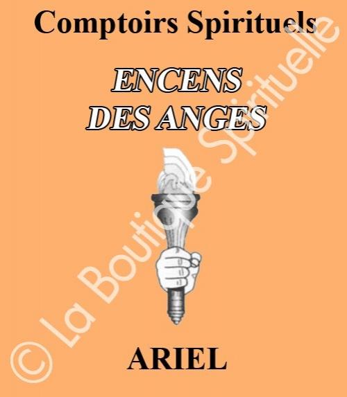 Encens pomme : ange ariel