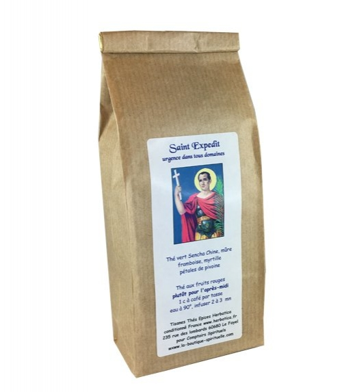 tisane saint expedit