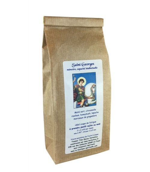 tisane Saint Georges