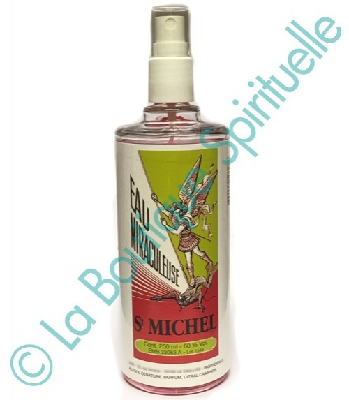 eau miraculeuse spray Saint Michel (250 ml)