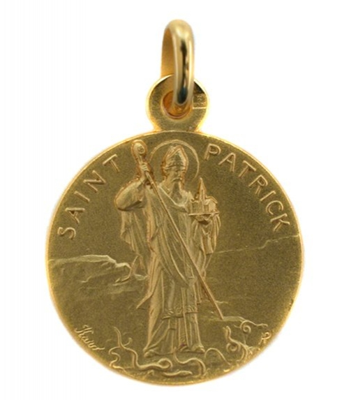 medaille saint patrick