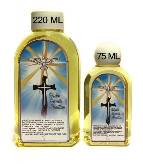 huile sainte onction (220ml)