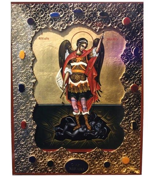 icone miraculeuse saint michel