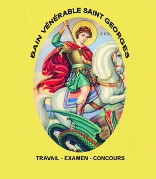 BAIN VENERABLE SAINT GEORGES