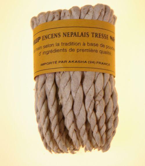 Encens népalais (tresses)
