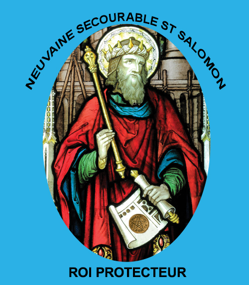 Neuvaine Secourable Saint Salomon