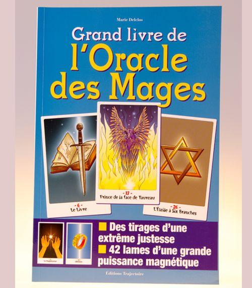 Grand livre de l'oracle des mages