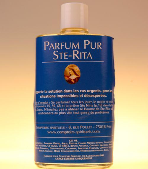 Parfum pur Sainte Rita (100 ml)