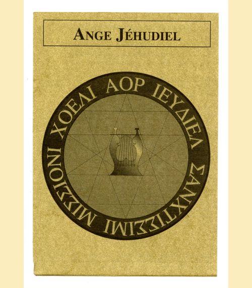 Pentacle ange jéhudiel