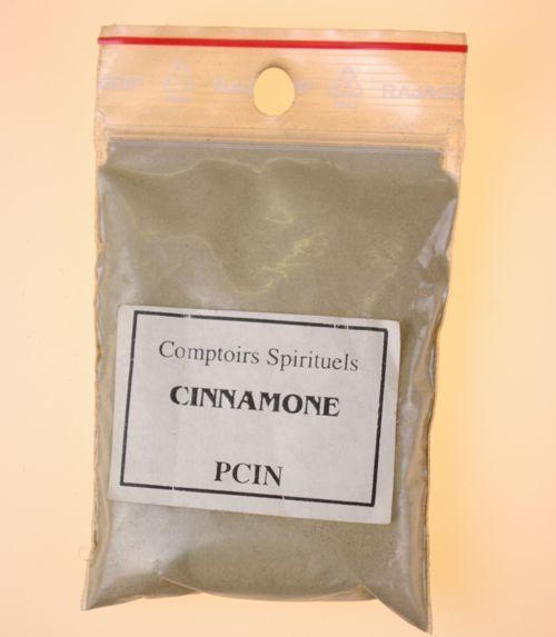 Poudre cinnamone