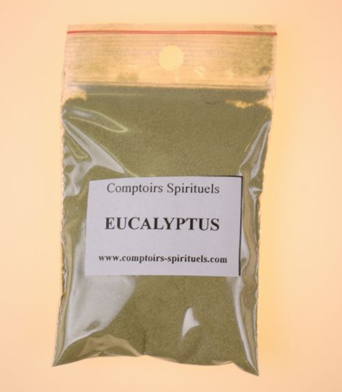 Poudre eucalyptus