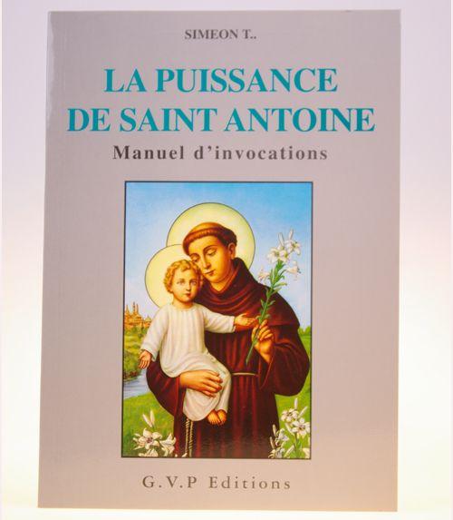 Par la puissance de saint antoine