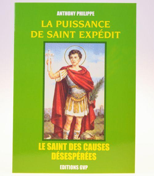 Par la puissance de saint exp�dit