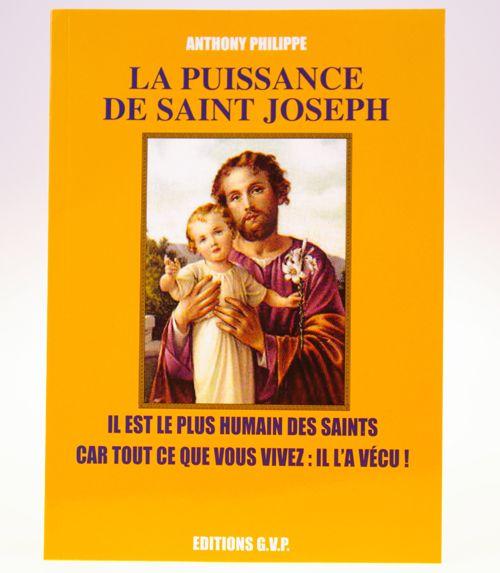 Par la puissance de saint joseph