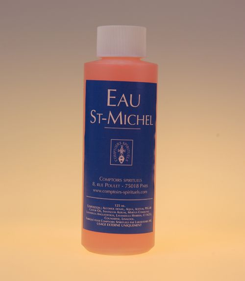 Eau de saint michel (125 ml)