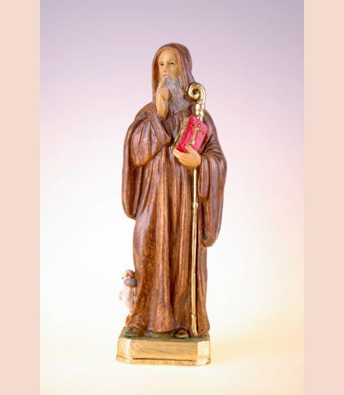 Statue de saint benoît 20CM