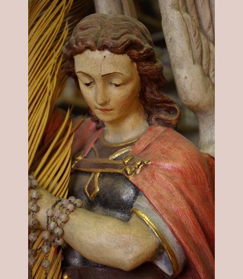 Saint michel (80 cm )